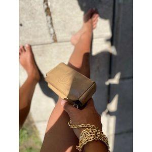 Chanel CC Chain Mini Bag Wrislet WOC